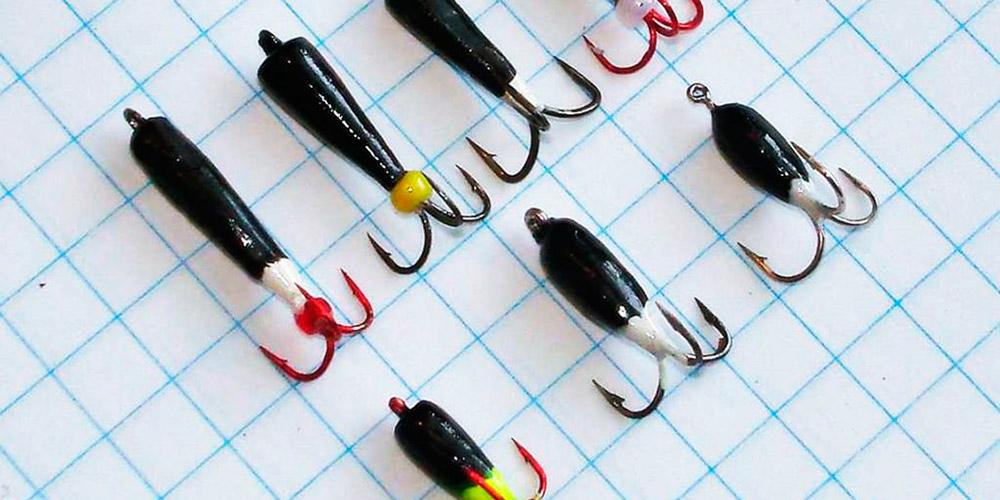 Особенности ловли рыбы зимой на мормышку чертик