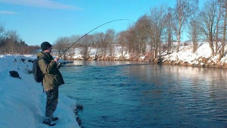 рыбалка весной в конце апреля