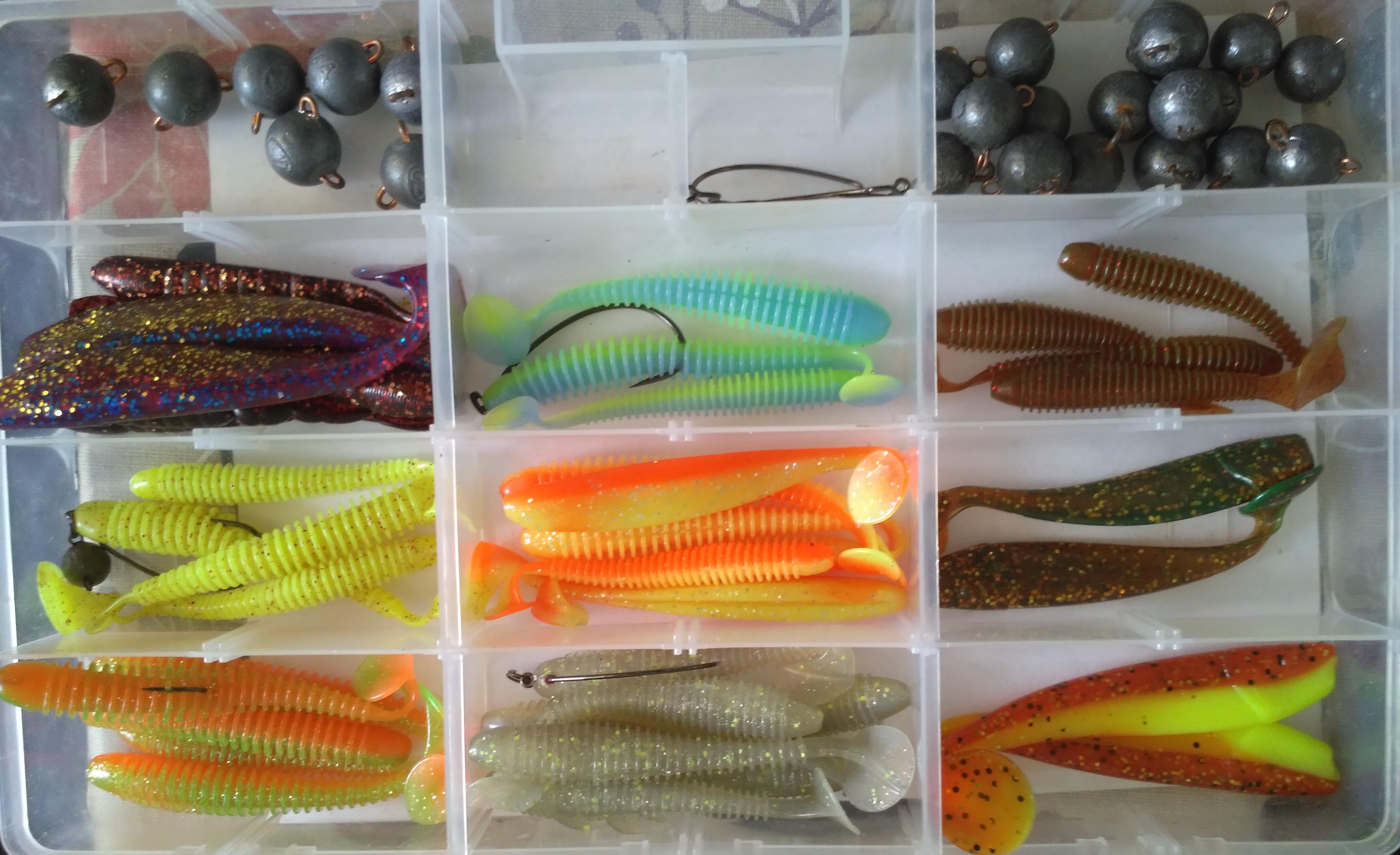 картинки резинки для рыбалки как